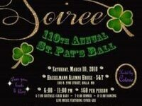 St. Pat's Ball -- Saloon Soiree
