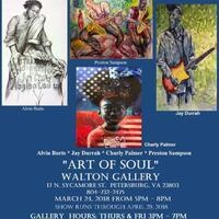 Art of Soul - Opening Reception