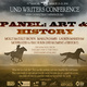 UND Writers Conference Panel: Art & History