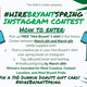 Amica Center's #HIREBRYANTSPRING INSTAGRAM CONTEST!