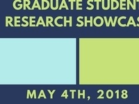 Graduate Student Research Showcase