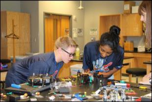 2018 UCCS STEM Academy (Camp)