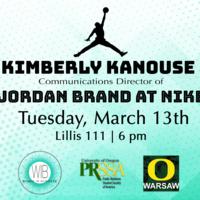 Jordan Brand Guest Speaker: Kimberly Kanouse