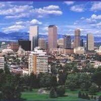Denver Red & Gold Reception