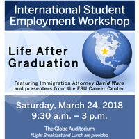 International Student Employment Workshop