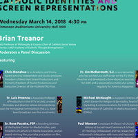 "LMU Forum on Media Ethics & Social Responsibility: ""Catholic Identities and Screen Representations"""