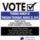 Harper College Student Government Online Election