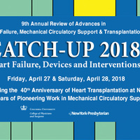 9th Annual Review of Advances in Heart Failure, Mechanical Circulatory Support & Transplantation - CATCH-UP 2018