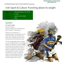 Culture Presentation - Irish Sport and Culture: Punching above its weight