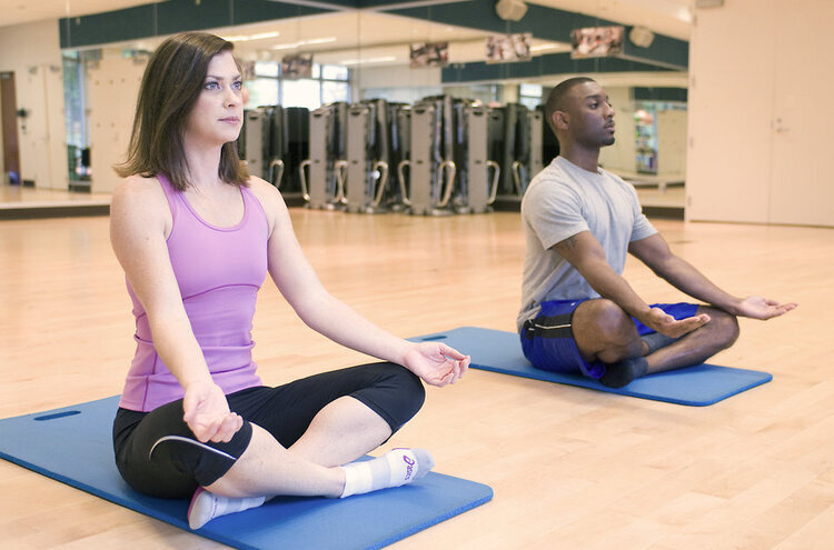 Lifelong Learning: Introduction To Yoga Fit380 At University Center