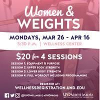 Women & Weights