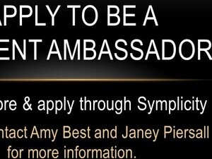Apply to Be A Student Ambassador