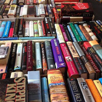 AAUW Book Sale