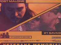 Post Malone and 21 Savage North American Tour
