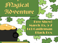 St. Pat's Magical Adventure Show