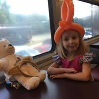 Teddy Bear Train