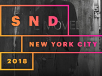 SND/NYC: The Society for News Design 2018 Workshop