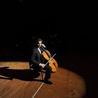 World Famous Cellist ZUILL BAILEY performs at the EMU!