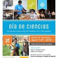 Día de Ciencias (Science Day)