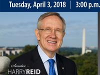 Harry Reid Public Engagement Lecture Series