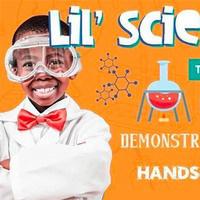 Lil' Scientist Day