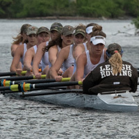 Women's Rowing at Navy and Georgetown | Athletics