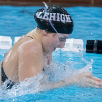 Women's Swimming and Diving vs  Patriot League Championships Day 1 | Athletics