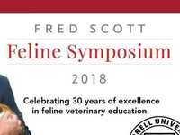 30th Annual Fred Scott Feline Symposium