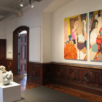 Painting and Ceramics Senior Exhibition