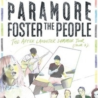 Paramore with Foster the People