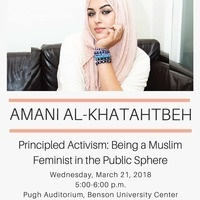 Principled Activism: Being a Muslim Feminist in the Public Sphere