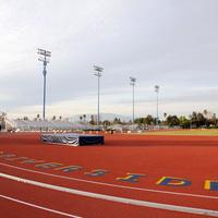UC Riverside Track