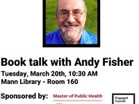 Big Hunger- Book Talk with Andy Fisher