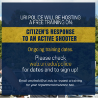 Civilian Response for Active Shooter Event