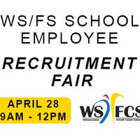Winston-Salem/Forsyth County Schools Recruitment Fair