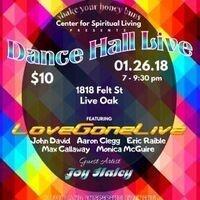 Dance Hall Live
