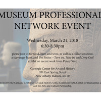 Museum Network Professionals Event