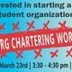 New Organization Chartering Workshop