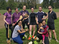 Ladies Gaelic Sports - Camogie Field Day