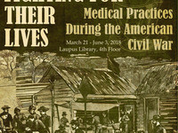 Fighting for their Lives:  Medical Practices During the Civil War