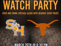 Bearkat Watch Party @ The Draft Bar