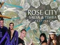 2018 Rose City Salsa & Timba Festival