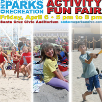 Parks and Recreation Activity Fun Fair