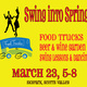 Friday Night Food Truck Party: Swing Into Spring