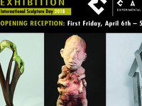 sculpt:ALCHEMY in 3D - Exhibit Opening