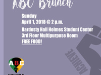 Brunch with the Association of Black Collegians