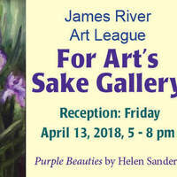 For Art's Sake presents: James River Art League