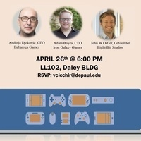 Digital Game Advertising & Gamification Panel