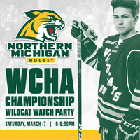 WCHA Championship Watch Party