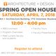 College of Architecture and Design Open House